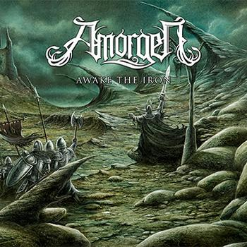 Amorgen - Awake the Iron (EP)