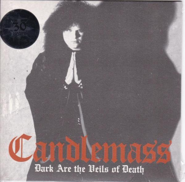Candlemass - Dark Are The Veils Of Death (Demo) (Rehearsal 1987)