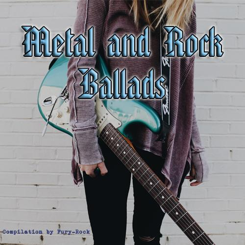 Various Artists - Metal And Rock Ballads
