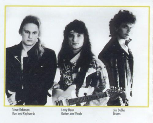 Trytan - Discography (1987 - 1990)