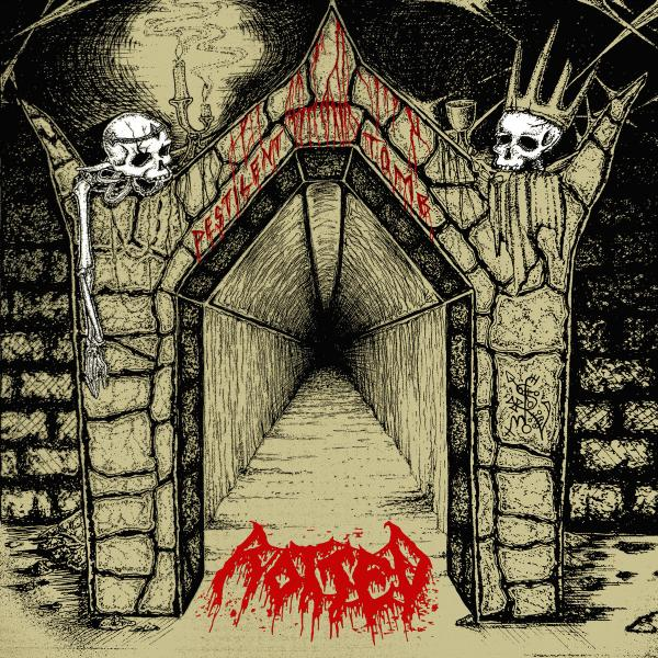 Rotted - Pestilent Tomb