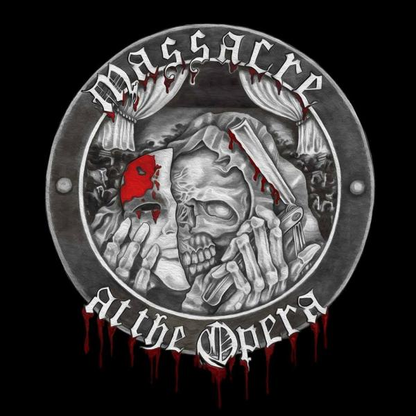 Massacre At The Opera - Cue The Slaughter (EP)