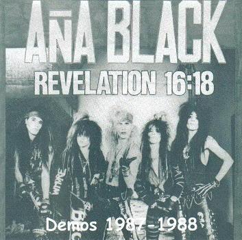 Ana Black - Discography (1985 - 1987)