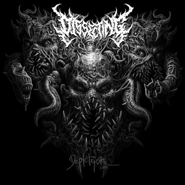 Dissecting - Discography (2017 - 2018)