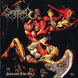 Sorghegard - Holocaust Of The Holy