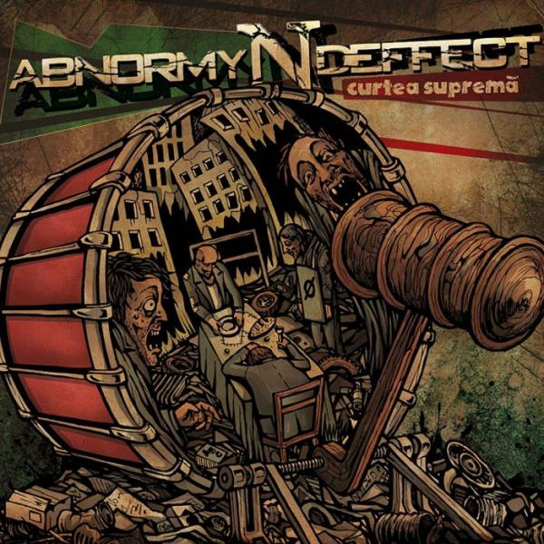 Abnormyndeffect - (ex-Butchers) - Discography (2003 - 2013)