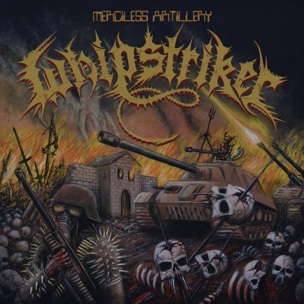 Whipstriker - Discography (2010-2017)