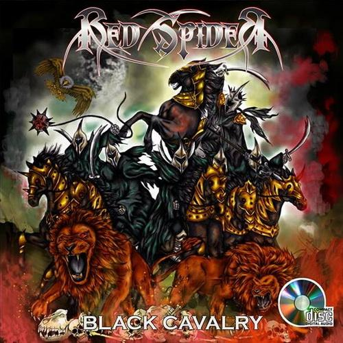 Red Spider - Black Cavalry