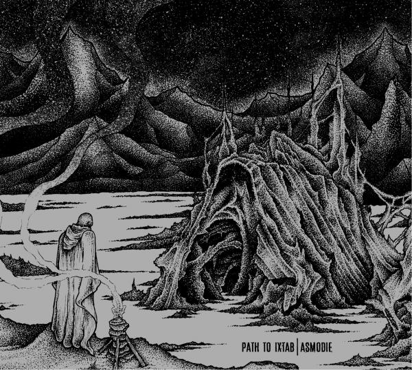 Path To Ixtab & Asmodie - Path To Ixtab & Asmodie (Split)