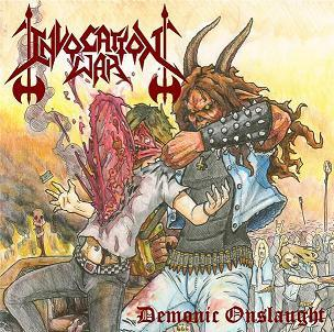 Invocation War - Demonic Onslaught (EP)