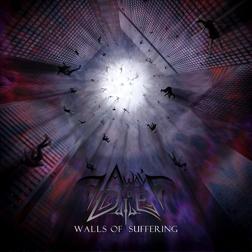 Away To Die - Walls of Suffering (EP)