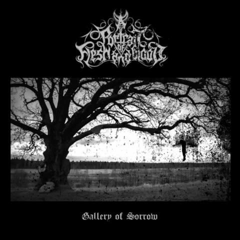 A Portrait of Flesh and Blood - Gallery of Sorrow (First Edition)