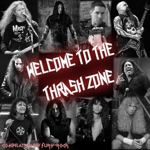 Various Artists - Welcome to the Thrash Zone