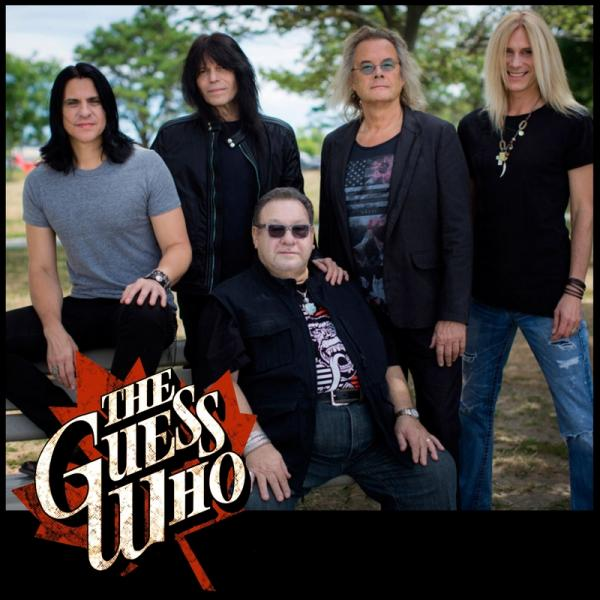The Guess Who - (Chad Allan & The Expressions) - Discography (1965-2011)