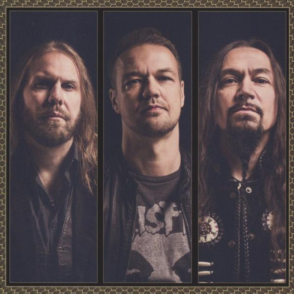 Amorphis - Discography (1992 - 2018) (Lossless)