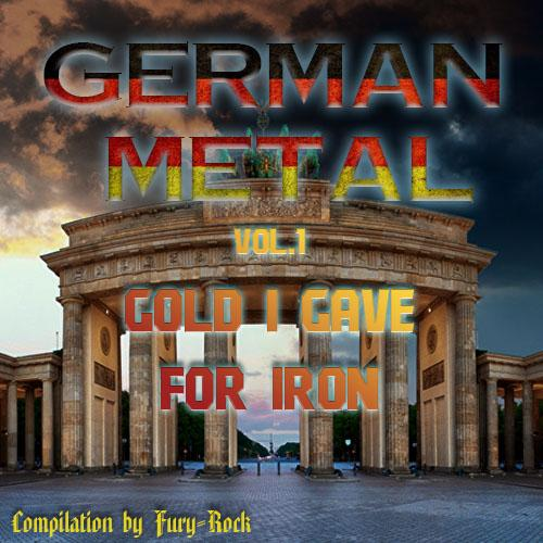 Various Artists - German Metal: Gold I Gave For Iron Vol.1