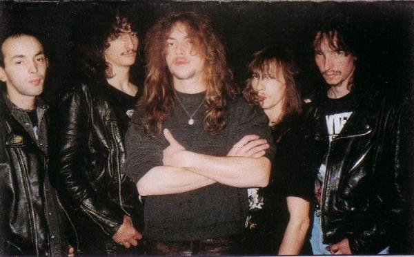 Diphtery - Discography (1993 - 1995)