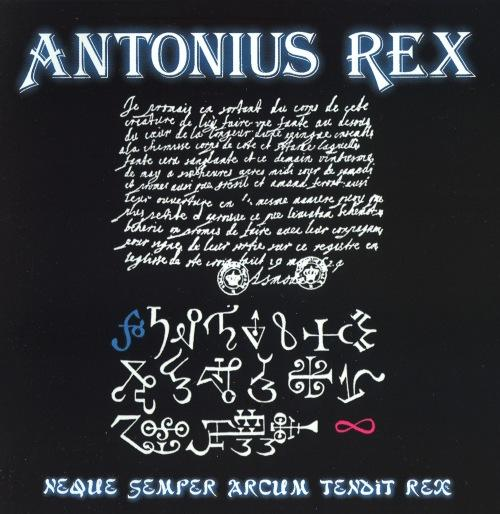 Antonius Rex - Discography (1974 - 2012)
