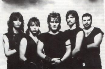 Stormwind - Discography (1984 - 2018)