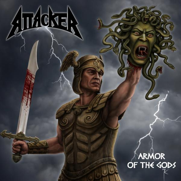 Attacker - Armor Of The Gods (EP)