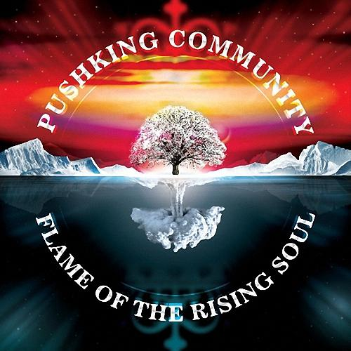 Pushking Community - Flame of The Rising Soul