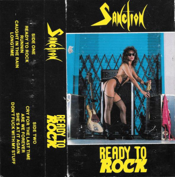 Sanction - Ready To Rock