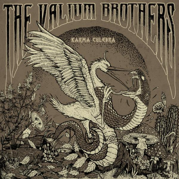The Valium Brothers - Karma Culebra