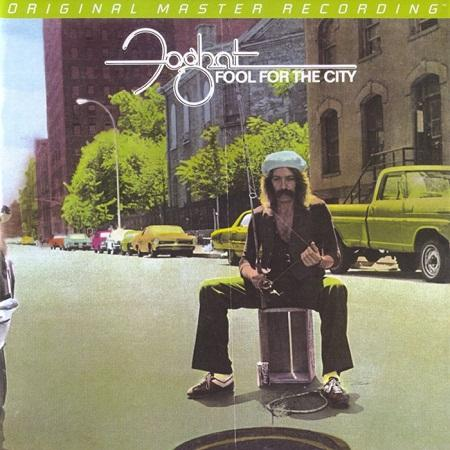 Foghat - Fool For The City (MFSL SACD DSF Transfer) (2008) (Lossless)