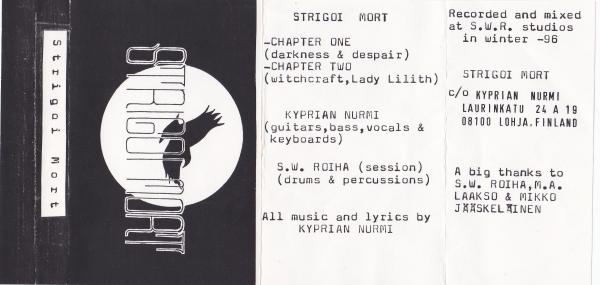 Strigoi Mort - Promo/Demo I