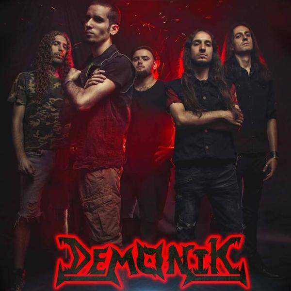 Demonik - Discography (2013 - 2018)