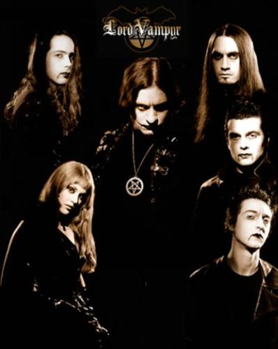 Lord Vampyr - Discography (2005 - 2018)