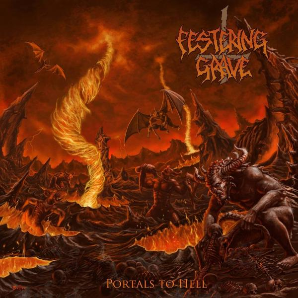 Festering Grave - Portals to Hell