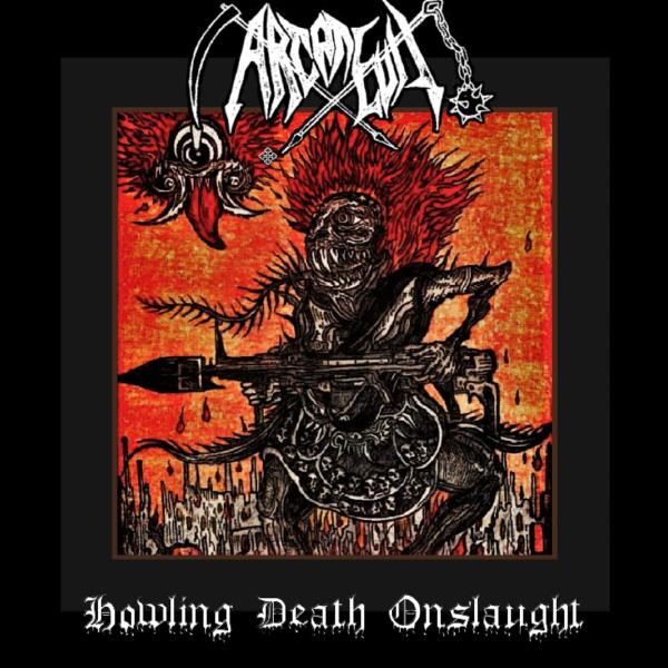 Arcanevil - Howling Death Onslaught
