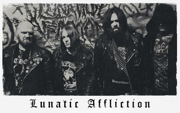 Lunatic Affliction - Discography (2016 - 2019)