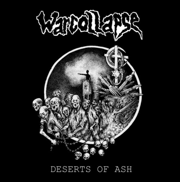 Warcollapse - Deserts Of Ash (Ep)