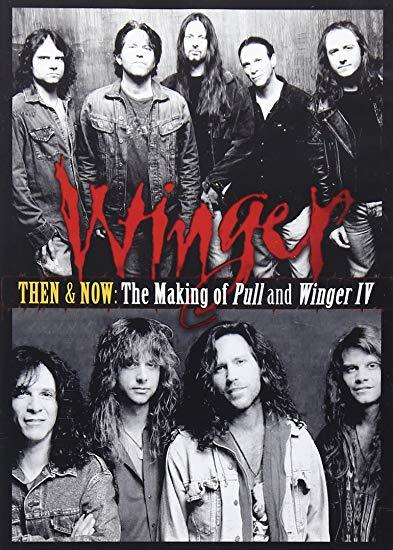 Winger - Then and Now: Making of Pull and Winger IV (DVD)