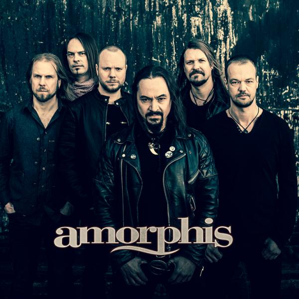 Amorphis - Discography (1990 - 2018)