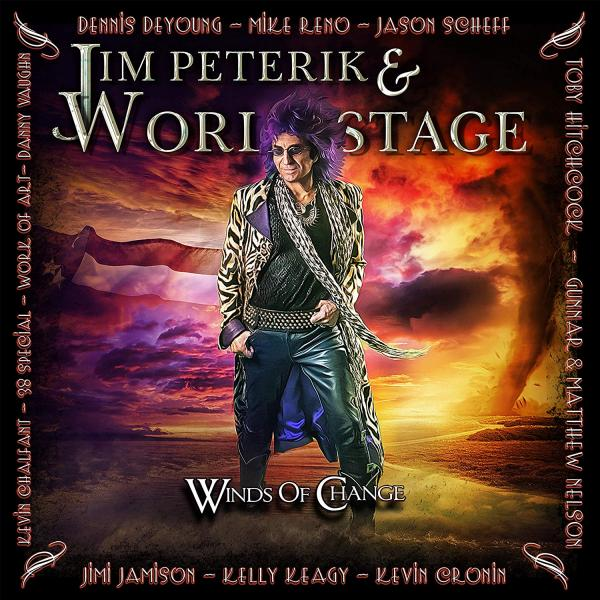 Jim Peterik & World Stage - Winds Of Change (Japanese Edition)