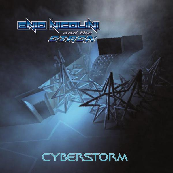 Enio Nicolini And The Otron - Cyberstorm
