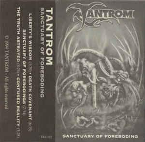Tantrom - Sanctuary of Foreboding (Demo)