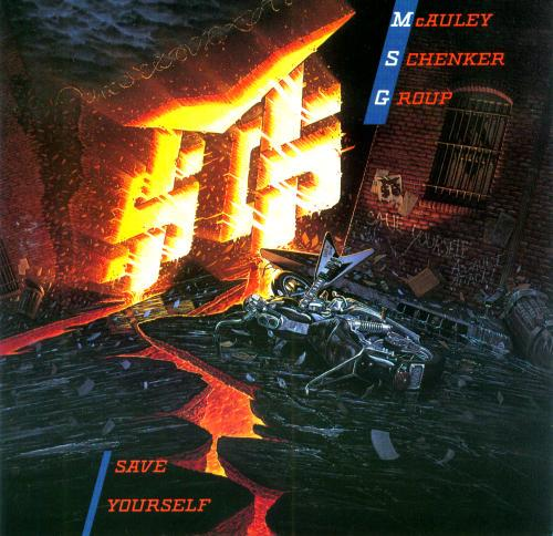 McAuley Schenker Group - Save Yourself (Lossless)