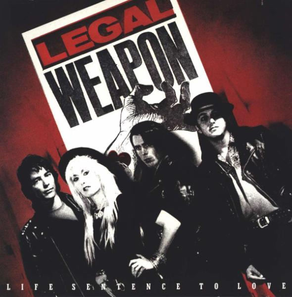 Legal Weapon - Life Sentence To Love
