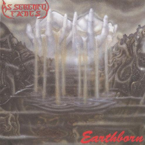 As Serenity Fades - Earthborn (EP)