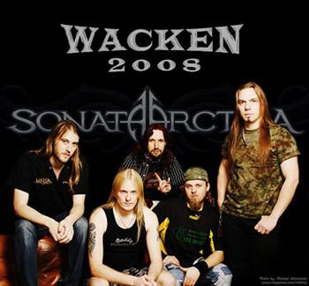 Sonata Arctica - Live At Wacken Open Air (Video)