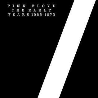 Pink Floyd - The Early Years 1965 -1972 (8 BluRay)