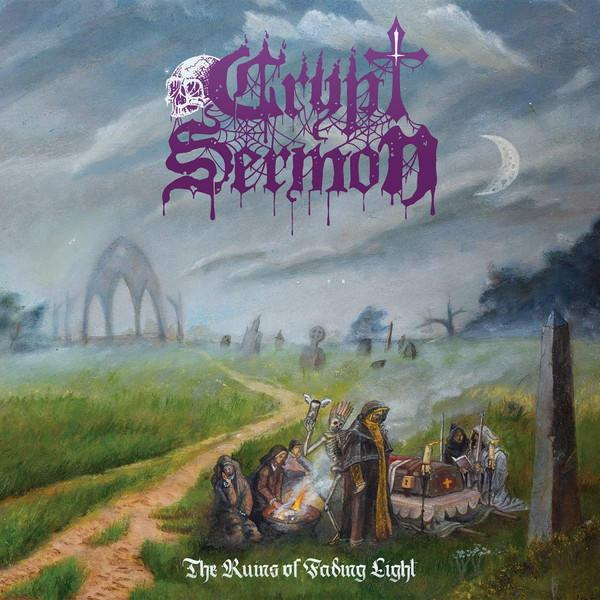 Crypt Sermon - The Ruins of Fading Light (Lossless)