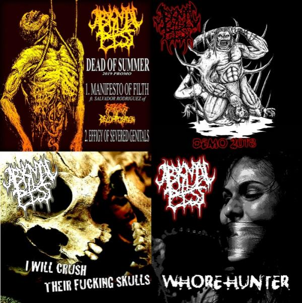 Abysmal Piss - Discography (2016 - 2019)