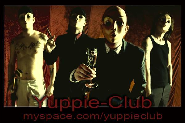 Yuppie-Club - Pretty Brutal