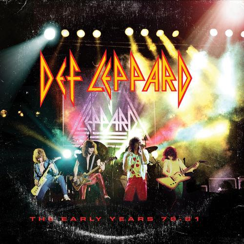 Def Leppard - The Early Years 79 - 81 (Box Set)