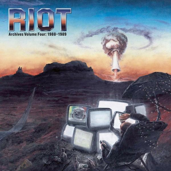 Riot - Archives Volume 4 (1988-1989)